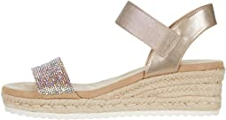 Cara Wedge Sandal