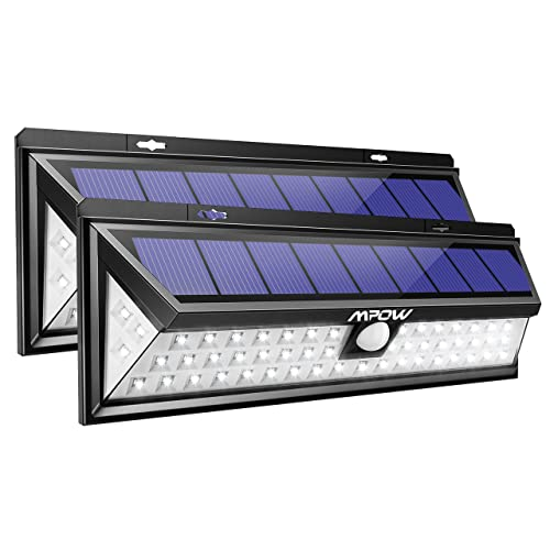 Solarleuchte Solarlampe Außenlampe Zaun Wandleuchte Garten Beleuchtung Maclean