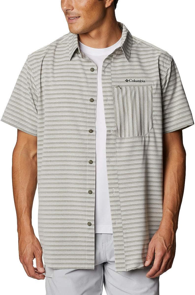 Columbia Men's Twisted Creek Sleeve Shirt Selling rankings Sale special price Short II