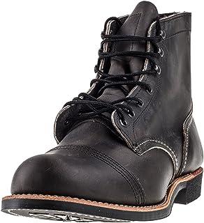 Herren Stiefel Iron Ranger 08086-0 grau 752521