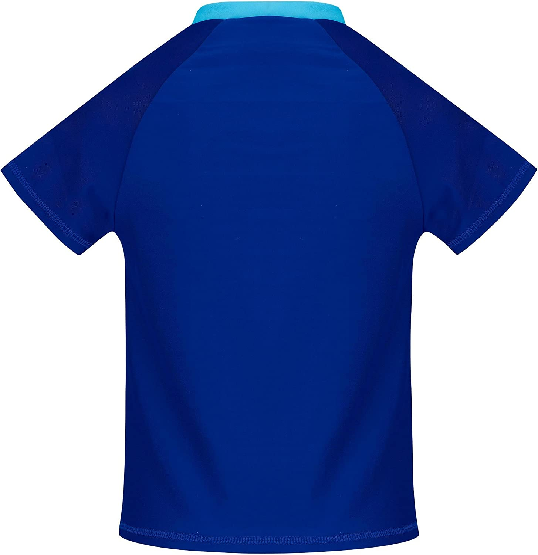 PJ Masks Chicos Swim Shirt - Azul