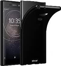 Olixar Sony Xperia L2 Gel Case FlexiShield - Slim and Scratch Resistant - Black