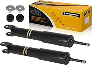 Maxorber Front Struts Shocks Absorber 2 Pieces Compatible with Chevrolet Suburban 1500 Tahoe,GMC Yukon 2000-2006 Shock Absorber