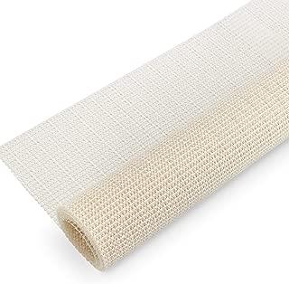 HEQUN Alfombra Antideslizante,Base Antideslizante para Alfombra, protección Resistente contra resbalones para alfombras, por Ejemplo, en parqué o baldosas