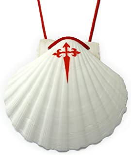 Scallop Shell Way of St. James
