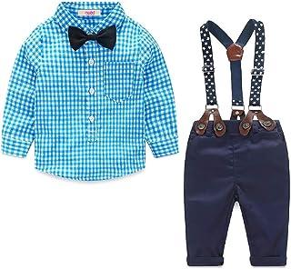 0-24 mesi Set di abbigliamento per neonato con stampa teschio e pantaloni greatmtx