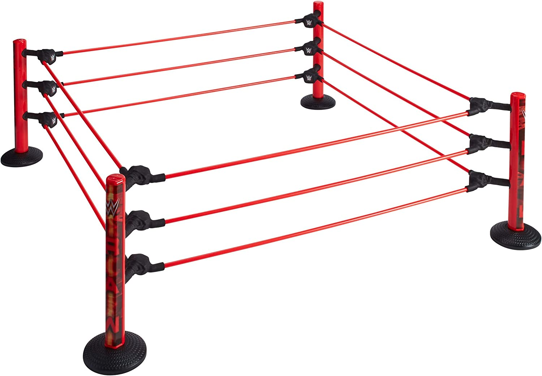 WWE Jumbo Ring, 12