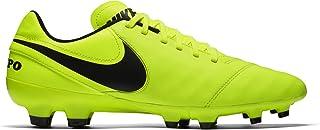 Tiempo Genio II Leather FG, Botas de fútbol para Hombre