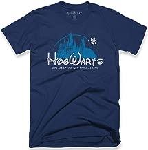 Superluxe Clothing Hogwarts Castle Mens Womens Kids Unisex Funny Wizarding World T-Shirt