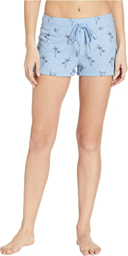 Peachy Party Shorts
