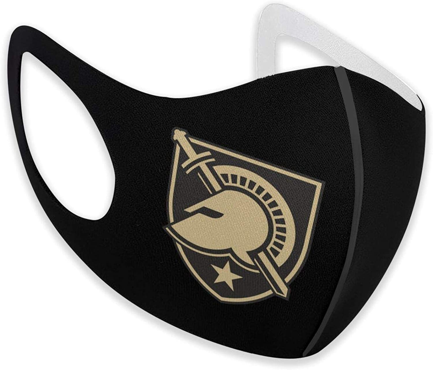 West Point Military Academy West Point Academy Logo Juvenile Mask Breathable 3D Dust Mask Washable Face Mask