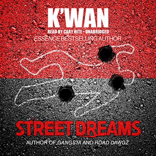 Street Dreams audiobook cover art