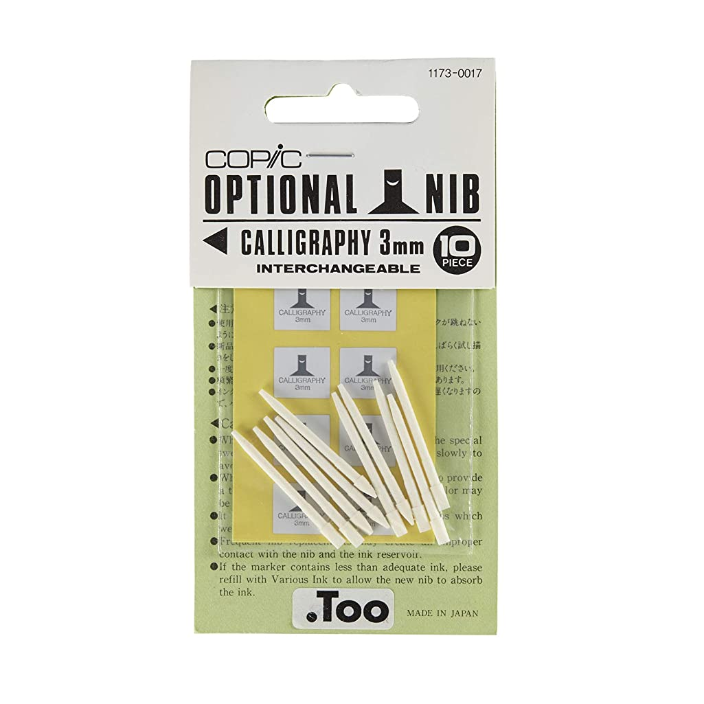 COPIC Calligraphy 3MM Nib Pk/10 (CMCAL3MMN)
