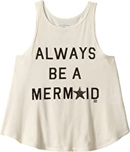 Be a Mermaid Tank Top (Little Kids/Big Kids)