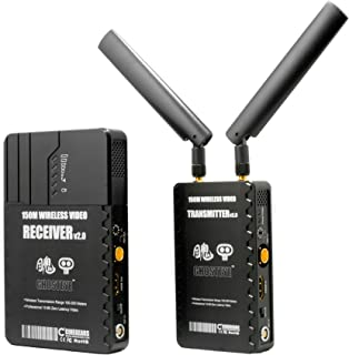 Cinegears Ghost-Eye 150M V2 Wireless HD & SDI Video Transmission Kit, 984'