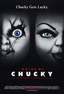 Kirbis Bride of Chucky Movie Poster 18 x 28 Inches