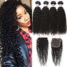Best princess malaysian curly hair Reviews