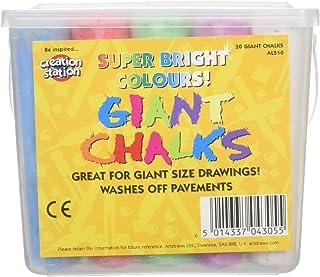 Be Creative AL510 kreda dla dzieci, 20 sztuk, różne kolory