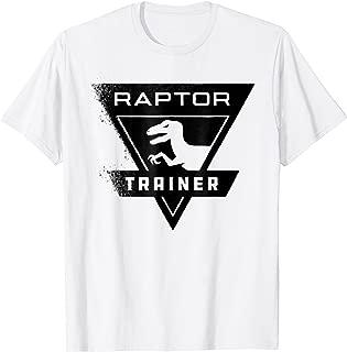 Jurassic World Fallen Kingdom: Raptor Trainer T-Shirt