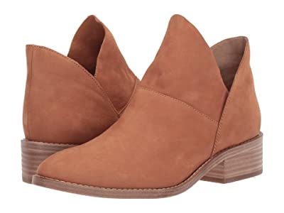 Eileen Fisher Leaf (Cognac Nubuck) Women