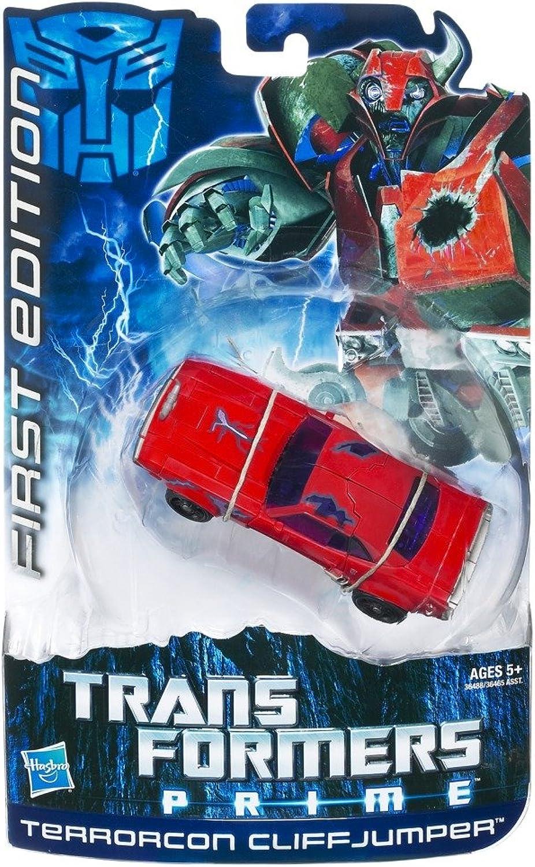 Transformers Prime Actionfigur Serie 1  Terrorcon Cliffjumper