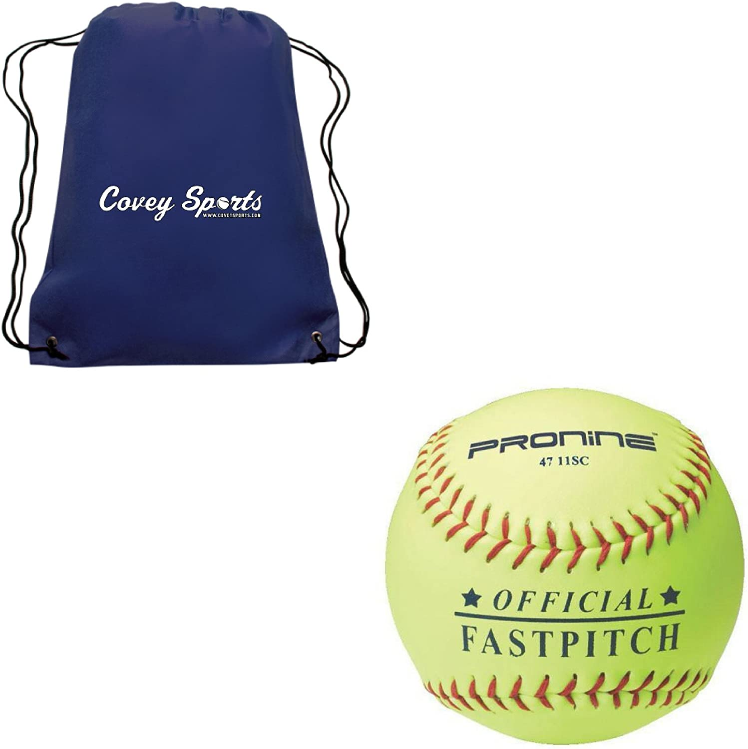 ProNine 11 Milwaukee OFFicial shop Mall Inch Fastpitch Softballs 10U League Ages for Official