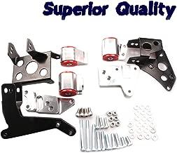 Engine Swap Mount Bracket New For 96-00 Honda Civic K Series K20 K24 EK Chassis 1996 1997 1998 1999 2000