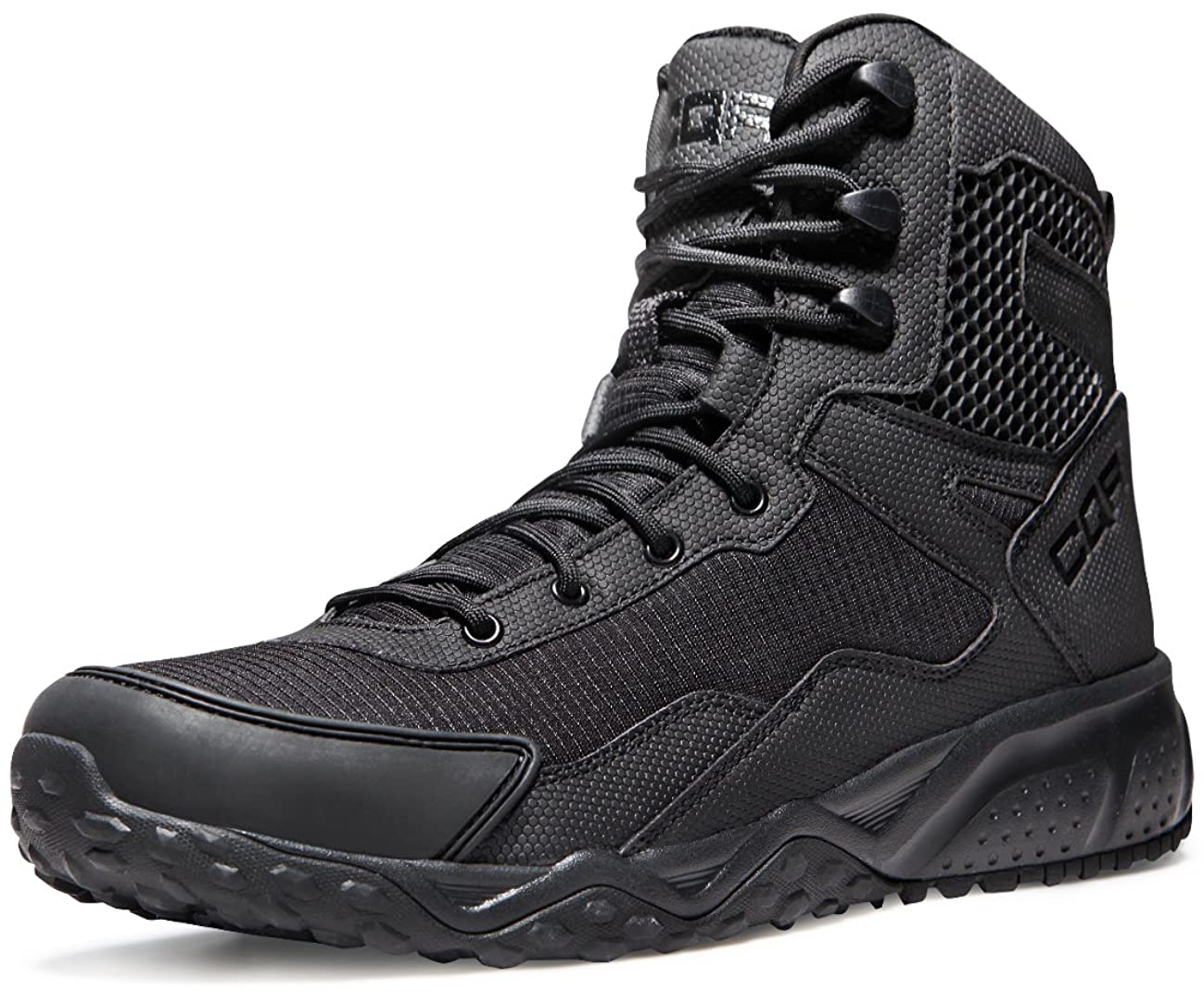 CQR Mid-Ankle Men's Combat Military Tactical Boots EDC Outdoor Assault