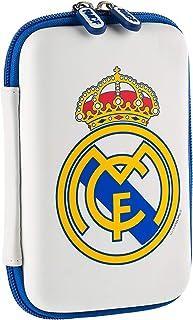 Real Madrid RMDDP001 - Funda Disco Duro Grande con Escudo