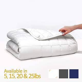 Everspread Weighted Blanket, (20lbs, 60