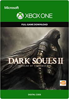 Dark Souls II: Scholar of the First Sin - Xbox One Digital Code