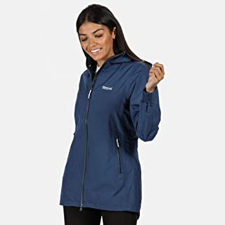 Regatta Women's Alysio' Breathable Taped Seams Vented Back Stretch Jackets Waterproof Shell