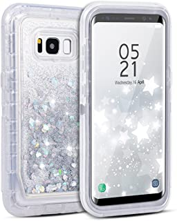 Best galaxy s8 silicone cover silver Reviews