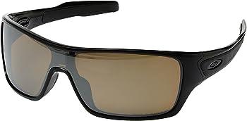 Oakley Polarized Turbine Rotor Polished Sunglasses