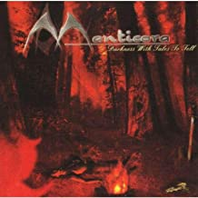 Manticora Darkness With Tales To Tell (Cd)