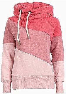 Multi Color Round Neck Hoodie & Sweatshirt For Women