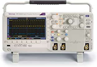 Tektronix DPO2022B Digital Phosphor Oscilloscope, 200 MHz, 1 GS/s Sample Rate, 1 Length, 2 Analog Channels, 5 Year Warranty