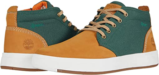 Wheat Nubuck/Green