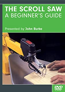The Scroll Saw - A Beginner's Guide - Fox Chapel Publishing