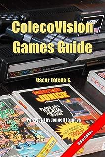 ColecoVision Games Guide (color edition)