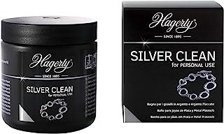 Hagerty Silver Clean Bagno detergente per gioielli d'argento e placcati argento 170ml I Lucida gioielli efficace I Bagno d...