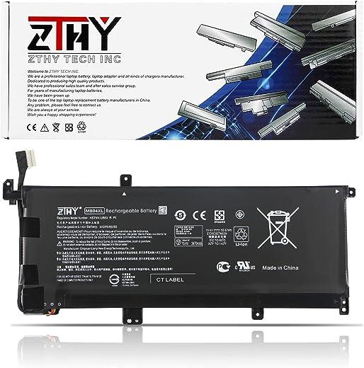 ZTHY New MB04XL Rechargeable Battery for HP Envy X360 Convertible M6-AQ000 M6-AQ105DX M6-AQ003DX M6-AQ103DX 15-AQ000 AQ005NA AQ101NG AQ015NR AQ273CL AQ173CL 843538-541 844204-850 15.4V 55.67Wh
