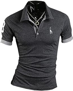 Camicia a maniche corte da uomo da Xact Clothing Mini a Pois