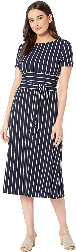 C3 Driver Stripe Kristie Dress