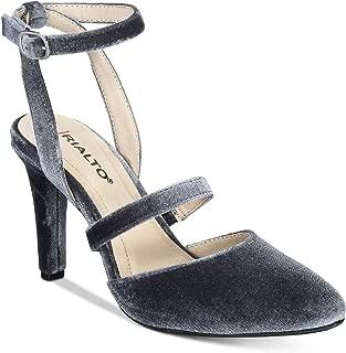 RIALTO Womens R7304 Calina Grey Size: 9.5