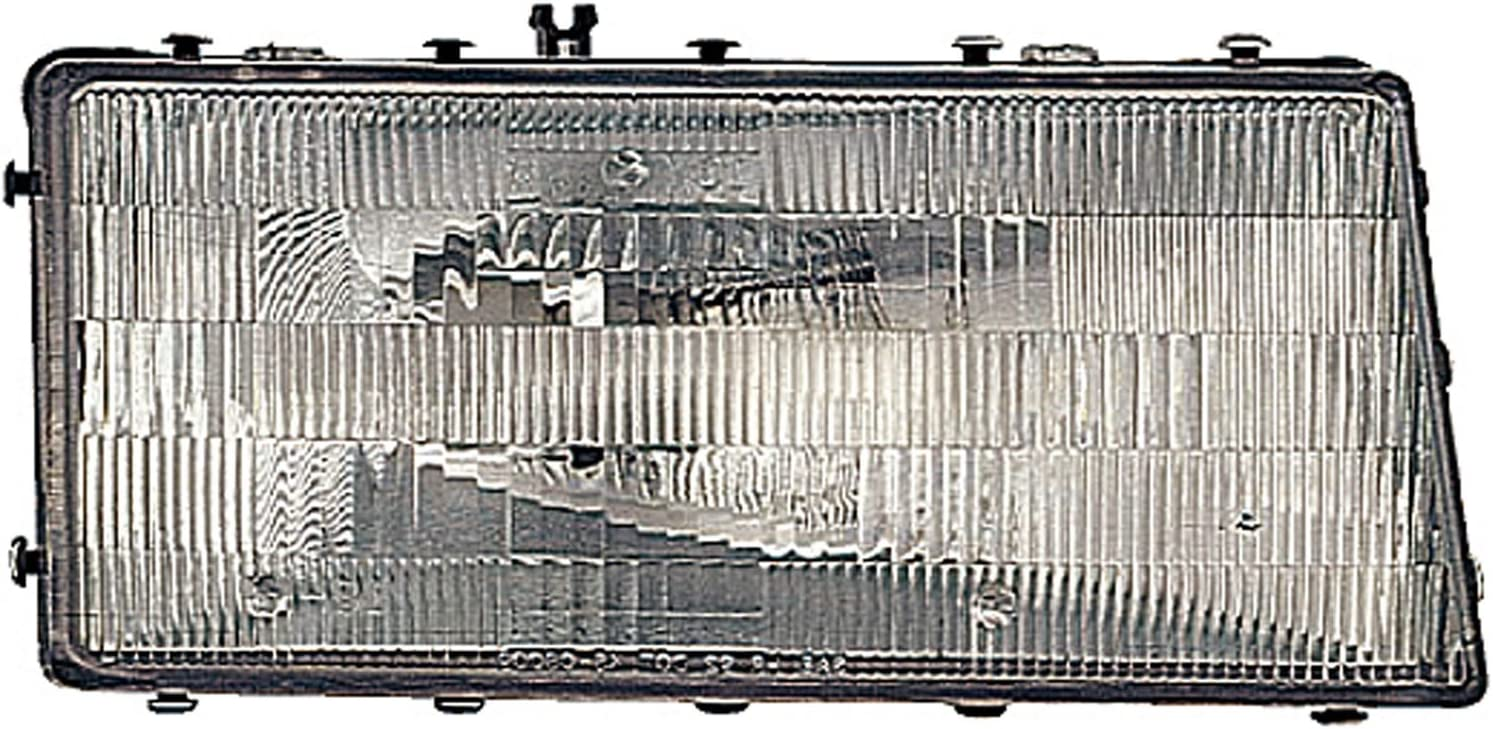 Dorman 1590413 Passenger Mail order Side Headlight Chry 67% OFF of fixed price Assembly Select For