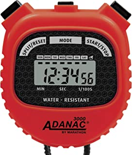 MARATHON Adanac 3000 Digital Stopwatch Timer, Water Resistant