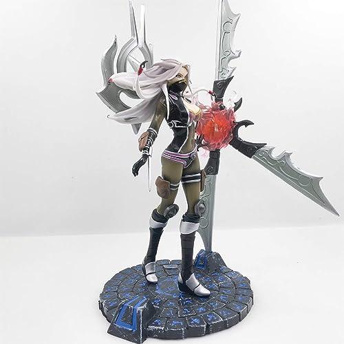 JXJJD League of Legends Ai Lilia Handgefertigte Anime-Modelle Souvenirs Sammlungen Kunsthandwerk