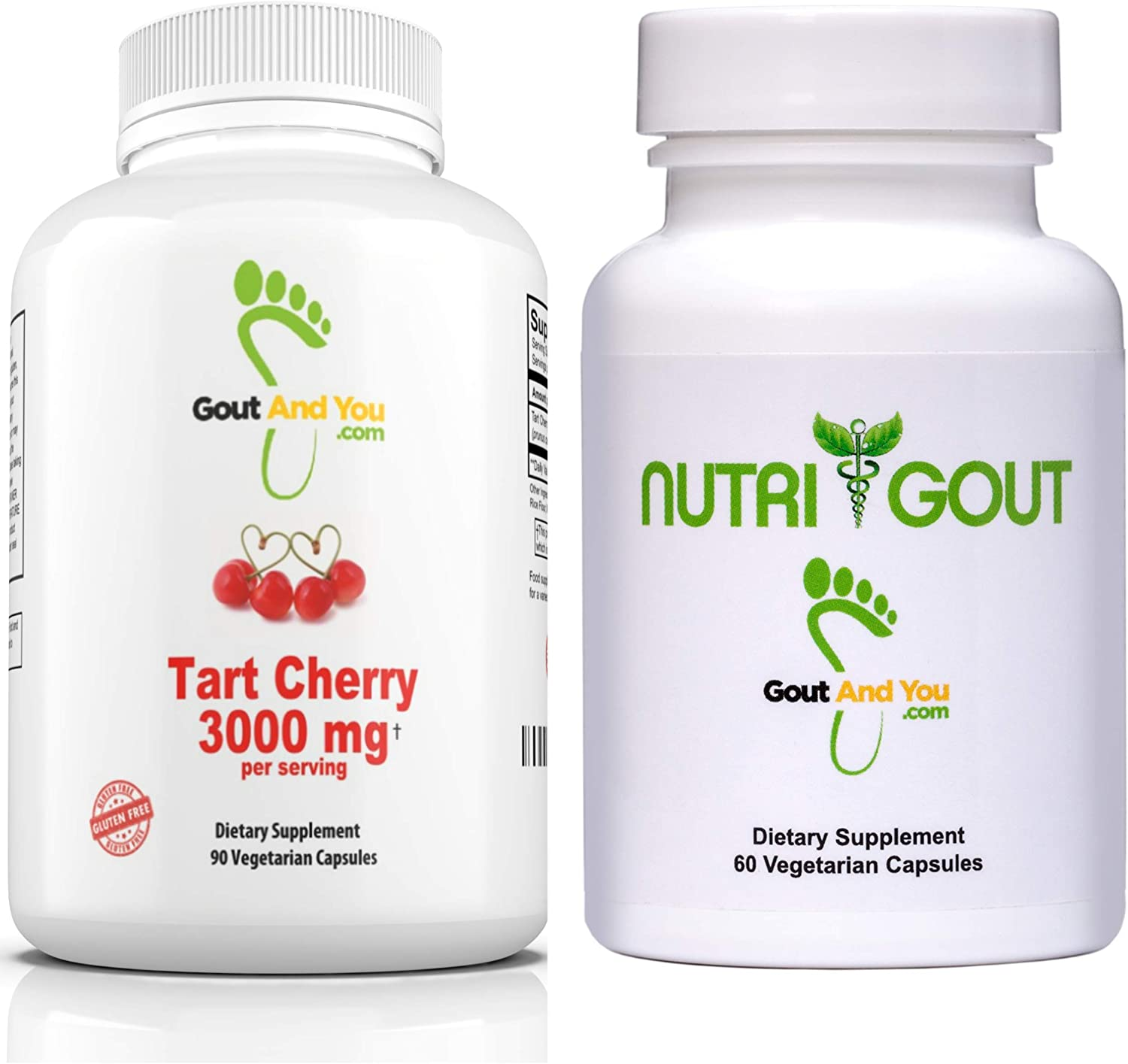 Tart Tucson Mall Cherry Extract - 90 Capsules Suppor All stores are sold Acid NutriGout Uric and