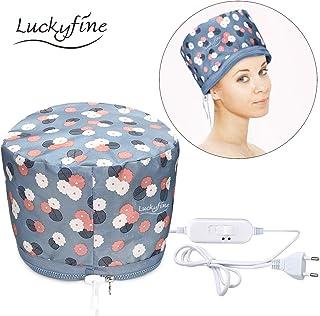 Luckyfine Gorro de Spa para Pelo, Tratamiento Térmico para